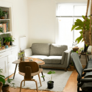 Indret din bolig i boheme-stil